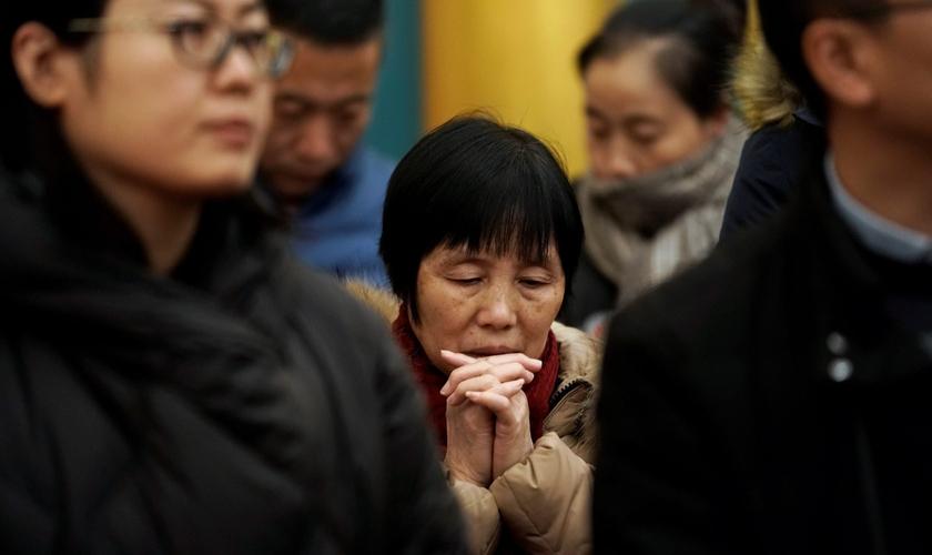 Atualmente, a China tem cerca de 60 milhões de cristãos. (Foto: Catholic News Service)