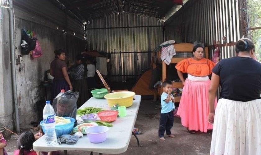 Cristãos indígenas wixárikas estão sendo apoiados pela Missão Portas Abertas. (Foto: Portas Abertas)