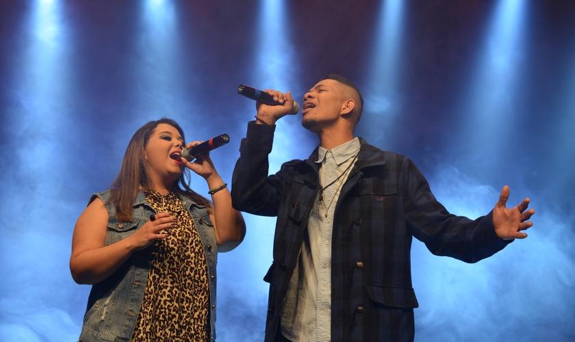 Grupo Sing Out estará no palco principal da Expoevangélica 2019. (Foto: Divulgação)