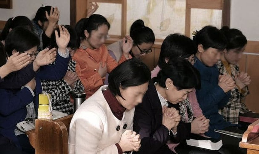 Cristãos têm resistido à repressão comunista na China. (Foto: China Aid)