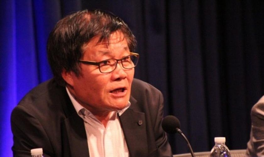 Kim Yong-Hwa hoje lidera uma organização empenhada em ajudar desertores norte-coreanos. (Foto: The Chrisitian Post)