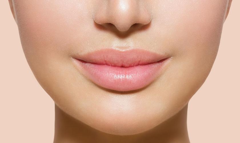 Se cuidados, a boca pode ficar ressecada e até perder sua coloração original. (Foto: Reprodução)
