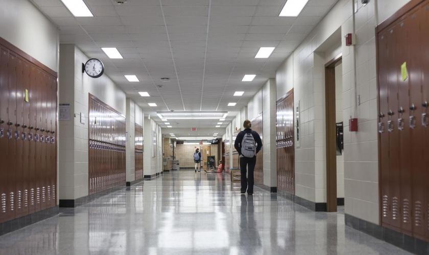 O aluno foi expulso de sala de aula, após debater com o professor sobre questões de gênero. (Foto: Getty Immages)