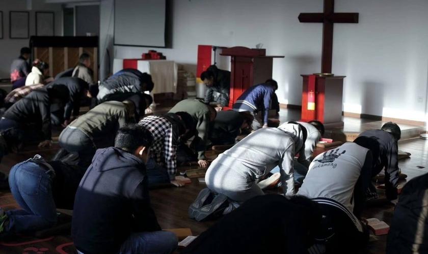A perseguição religiosa na China está levando igrejas a funcionarem de modo 'clandestino'. (Foto: South China Morning Post)