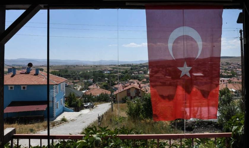 Região da fronteira entre Turquia e Síria vive tensão sob intolerância religiosa. (Foto: Burak Kara/Getty Images)