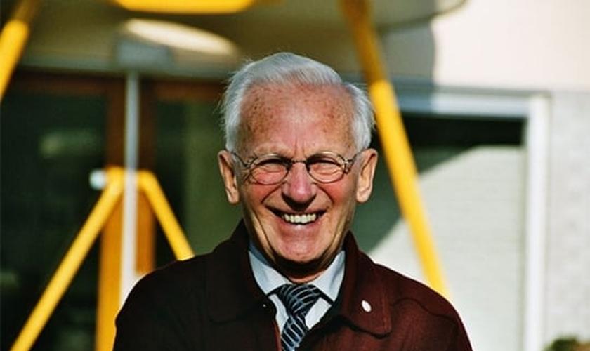 Irmão André é fundador da Missão Internacional Portas Abertas. (Foto: Portas Abertas)