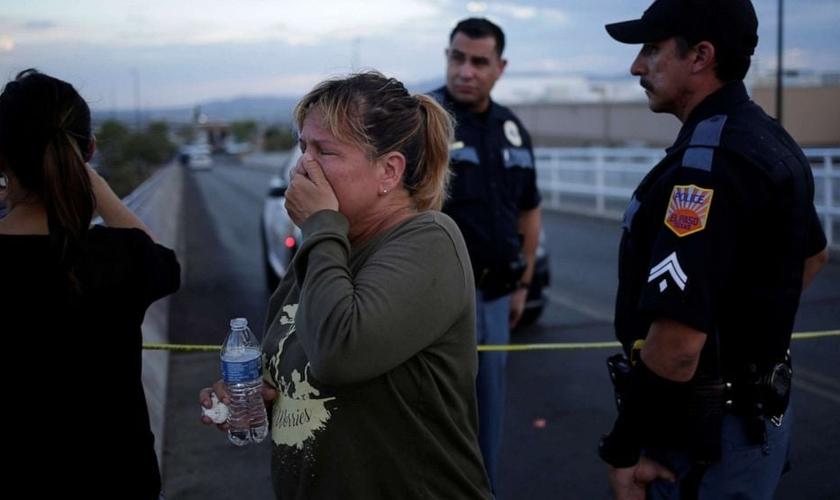 O tiroteio em massa ocorrido no último final de semana causou 22 mortes no total. (Foto: ABC News)