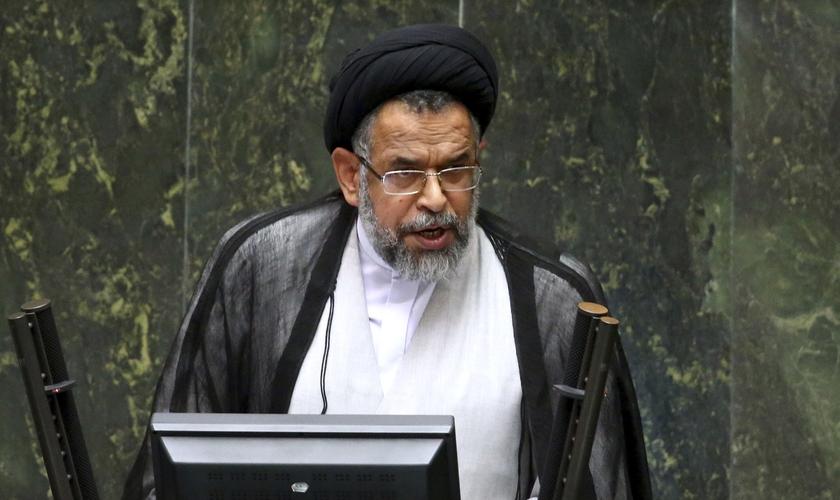 Ministro da Inteligência do Irã, Mahmoud Alavi. (Foto: AP)