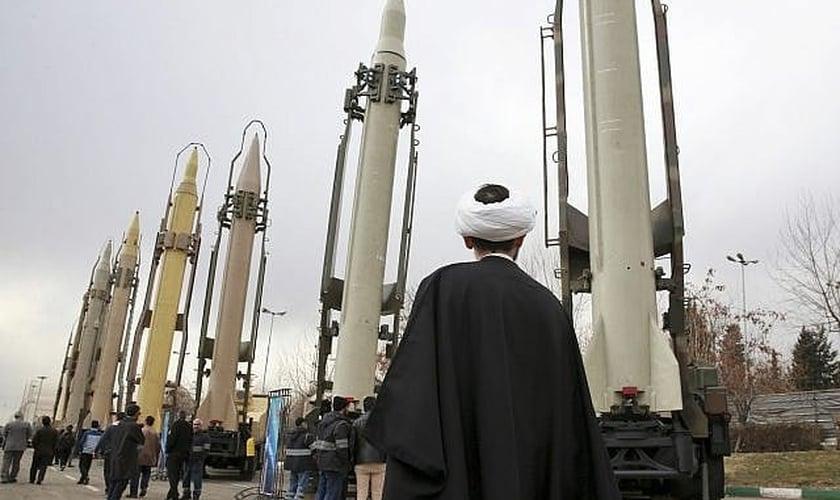 Irã conta com avançada tecnologia de mísseis de precisão. (Foto: Times of Israel)