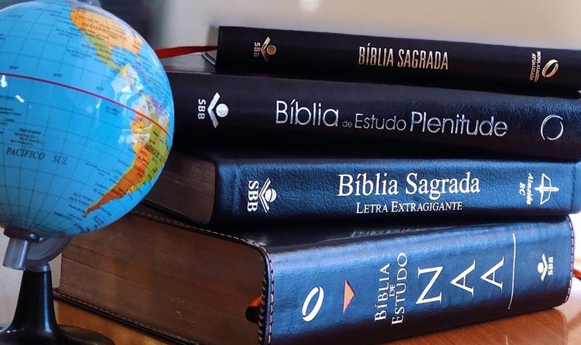 A NAA é resultado de uma profunda revisão da consagrada tradução Almeida Revista e Atualizada. (Foto: Sociedade Bíblica do Brasil)