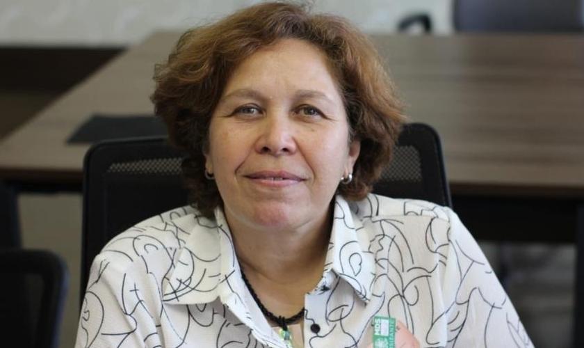 Miriam Froés é idealizadora do Movimento de Ex-gays do Brasil. (Foto: Robson Stailer)