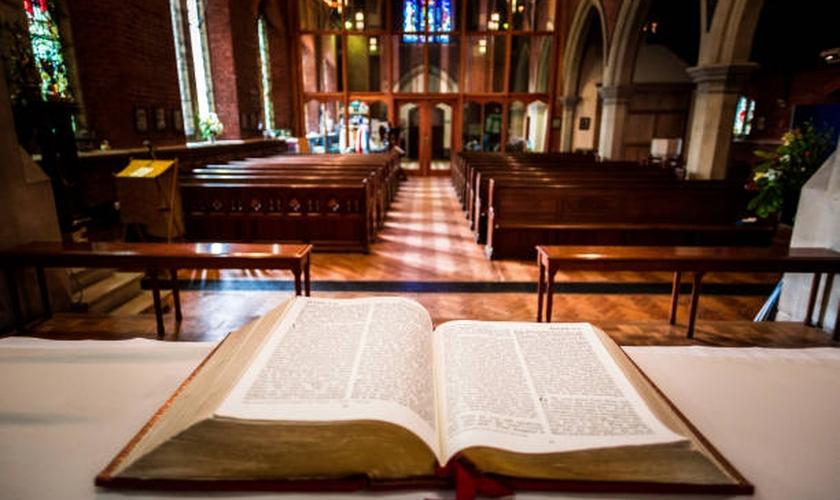 Imagem ilustrativa. O número de cristãos está diminuindo nos Estados Unidos. (Foto: iStock)
