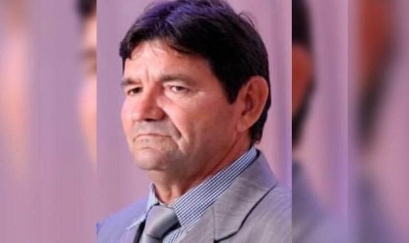 José Arimateia era pastor da Assembleia de Deus Ceadema, em Santa Inês, no Maranhão. (Foto: Reprodução / Facebook)