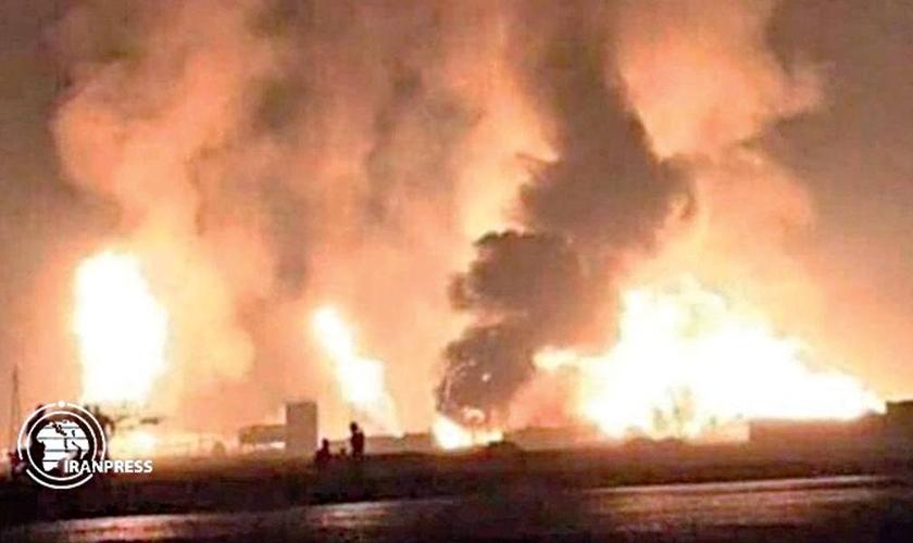 Mais de 12 mísseis foram lançados contra bases no Iraque que abrigavam soldados dos EUA. (Imagem: reprodução / irinn)