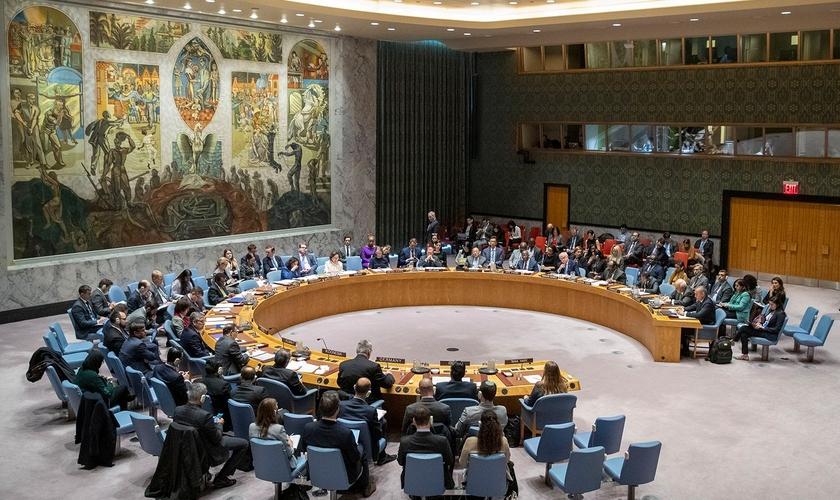 ANAJURE está em representada em Comitê da ONU sobre ONGS. (Foto: Times of Israel)