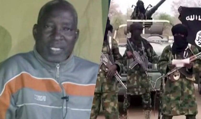 Pastor Lawan Andimi foi decapitado pelo Boko Haram. (Foto: Wake Nigeria Forum)
