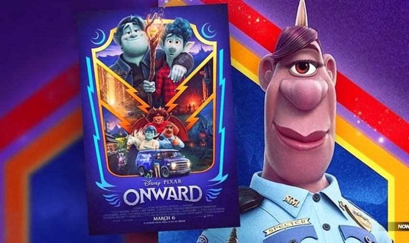 Disney Apresenta Primeira Personagem Lgbt Nos Cinemas Com Desenho
