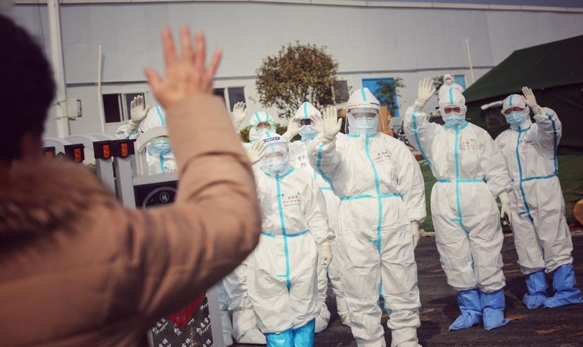 O número de pessoas completamente curadas do coronavírus passou de 185 mil. (Foto: The Hill)