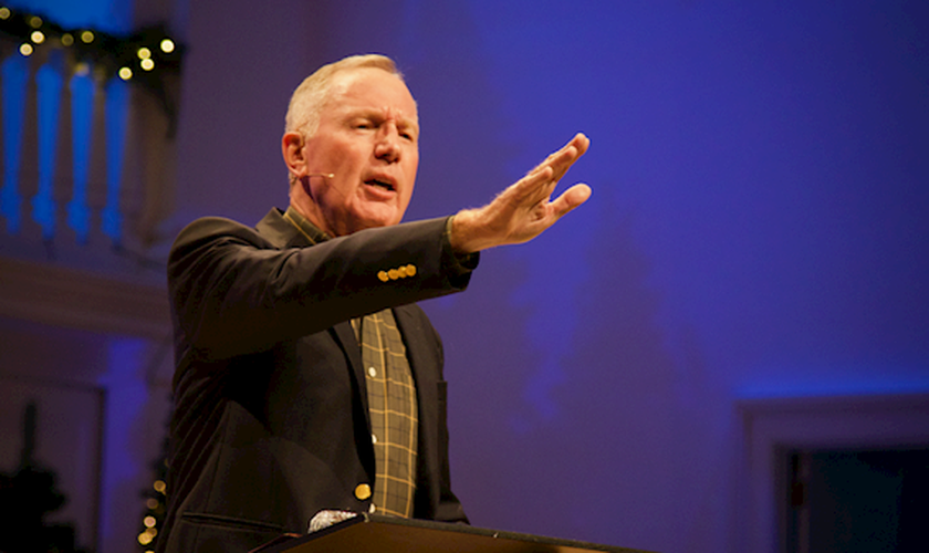 Max Lucado é pastor e autor renomado internacionalmente. (Foto: Brendan Jones)