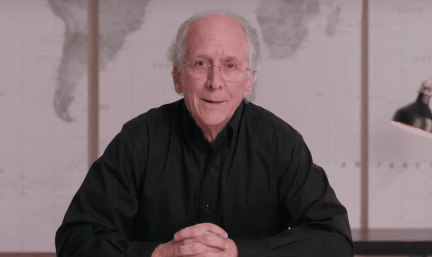 John Piper é teólogo, escritor e fundador do projeto 'Desiring God'. (Imagem: Youtube / Reprodução)