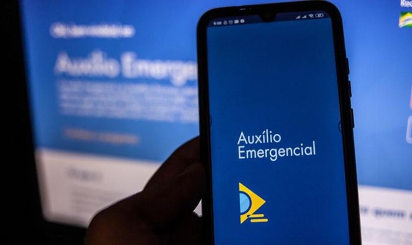 Auxílio emergencial para novos beneficiários é aprovado pelo Senado. (Foto: Thiago Lemos/Fotoarena/Folhapress)