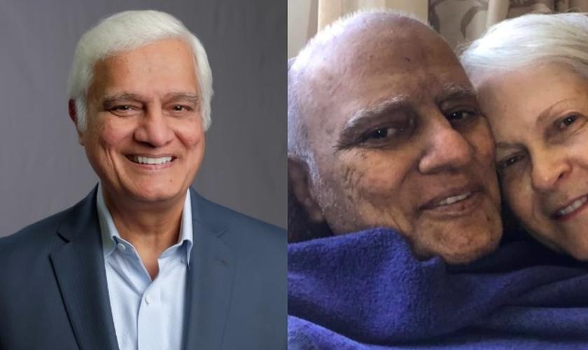 Ravi Zacharias é evangelista, escritor e tem travado uma dura batalha contra o câncer, que agora está em metástase. (Imagem: Ministério Ravi Zacharias)
