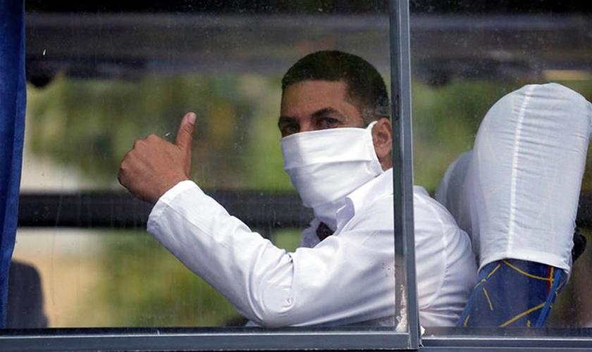 Brasil tem alto número de recuperados do coronavírus. (Foto: EFE/Ernesto Mastrascusa)