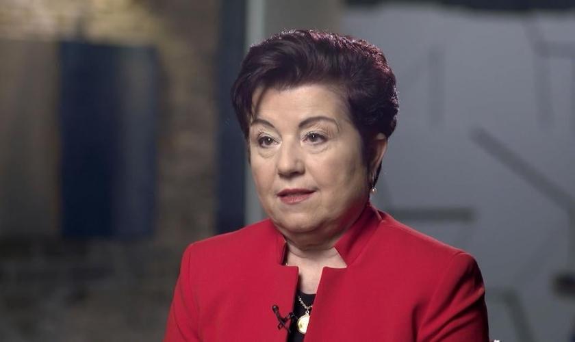 Virginia Prodan alcançou projeção internacional com seu trabalho, quando denunciou à comunidade internacional a ditadura comunista na Romênia dos anos 80. (Imagem: CBN.com)