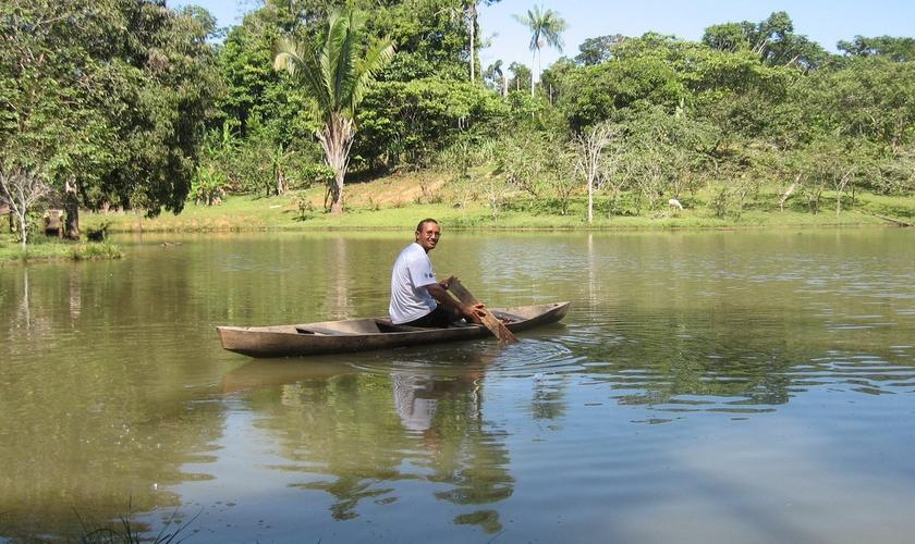 Ricardo Lopes Dias é antropólogo e pastor, tendo sido nomeado em fevereiro para um cargo na Funai. (Foto: Arquivo pessoal)
