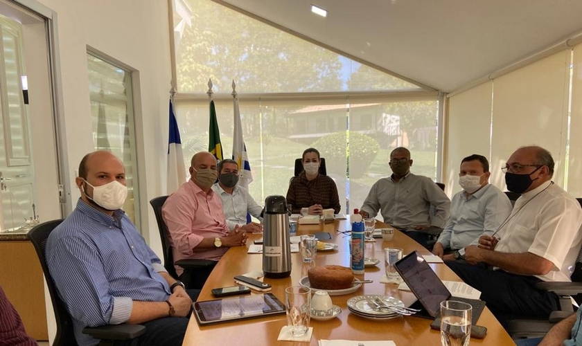 Prefeitura havia criado comitê com pastores e padres para consulta em tomadas de decisão. (Foto: Edu Fortes/Prefeitura de Palmas)