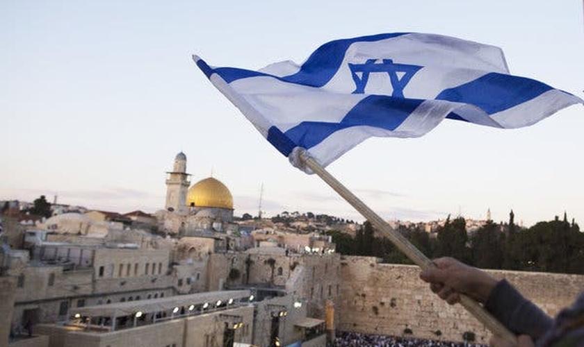 Monte do Templo é um dos locais de disputa entre Palestinos e Israelenses. (Foto: New York Times)