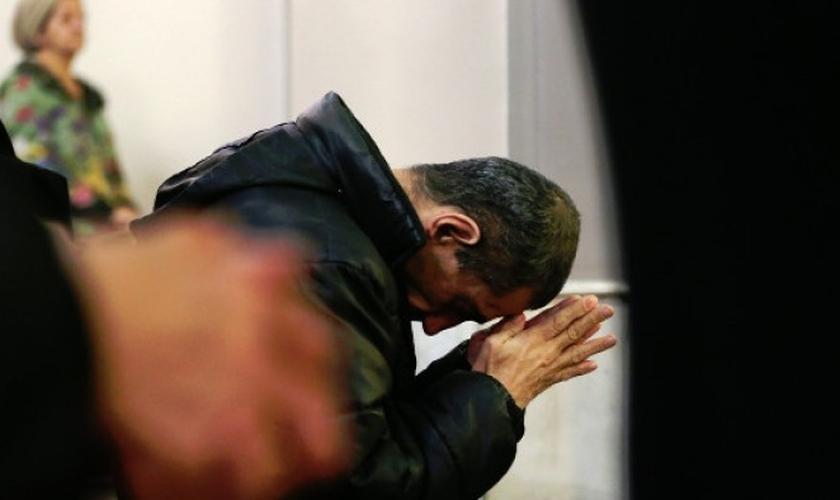 O grande número de conversões ao Evangelho tem preocupado as autoridades iranianas. (Foto: Middle East Institute)