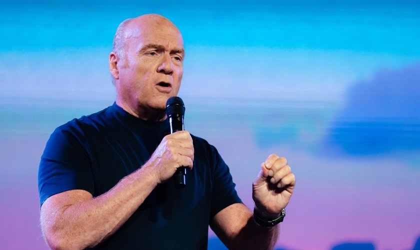 Greg Laurie é pastor e evangelista, fundador da igreja Harvest Christian Fellowship, em Riverside, Califórnia - EUA. (Imagem: Harvest)