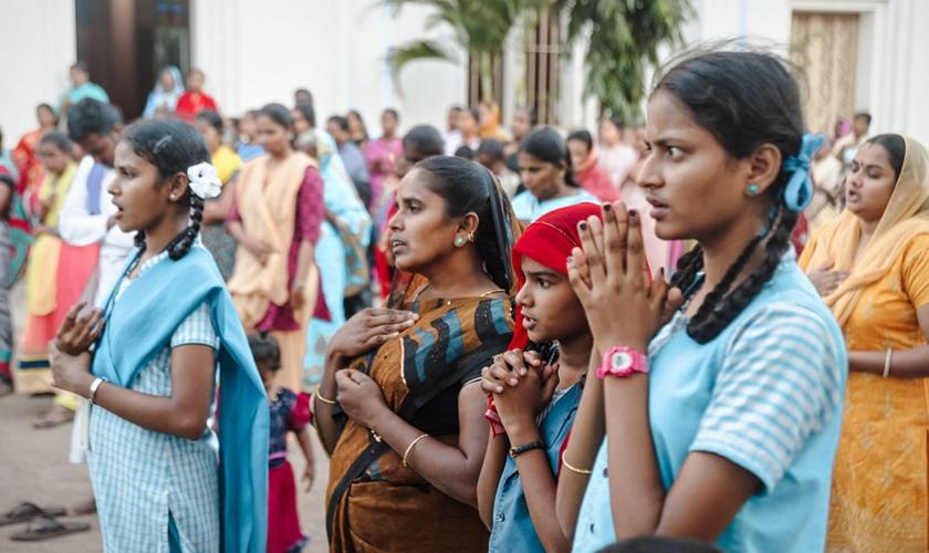 Atualmente, a Índia é governada por um partido nacionalista hindu e a repressão contra os cristãos tem crescido exponencialmente. (Foto: Free Images)