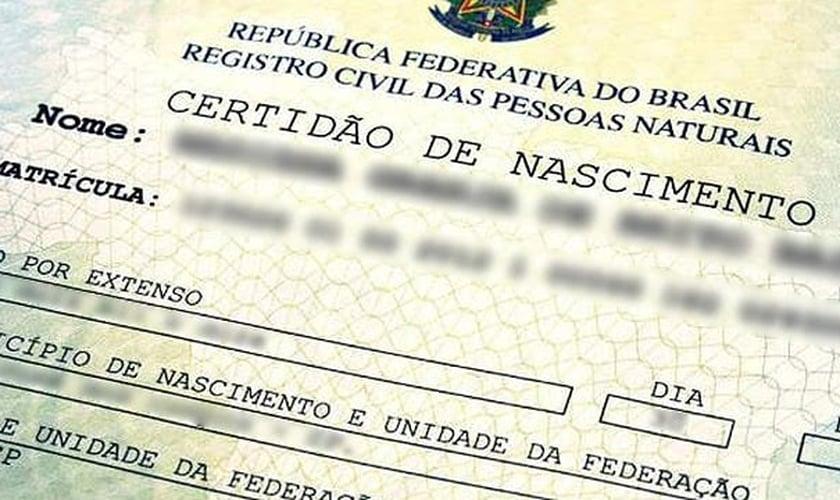 No Rio de Janeiro, certidões de nascimento poderão ser emitidas como 'sexo não especificado' após decisão de um tribunal do estado. (Foto: Arpen)