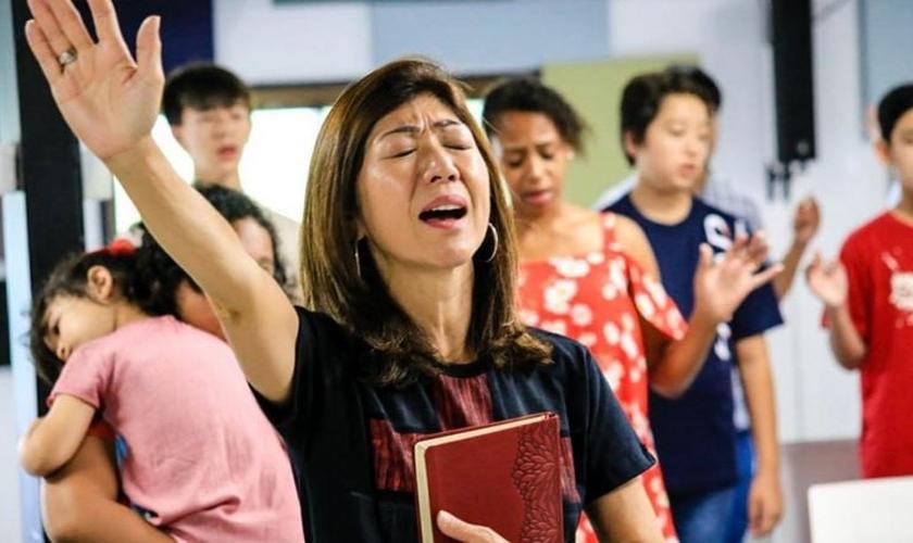Igreja Sola Japan é uma das missões brasileiras que se dedica à evangelização de imigrantes e dekasseguis. (Foto: Facebook)