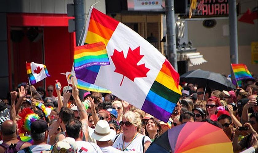 """O professor Hudson Byblow, que abandonou a homossexualidade anos atrás, considera o movimento LGBT uma """"religião"""". (Foto: Flickr)"""
