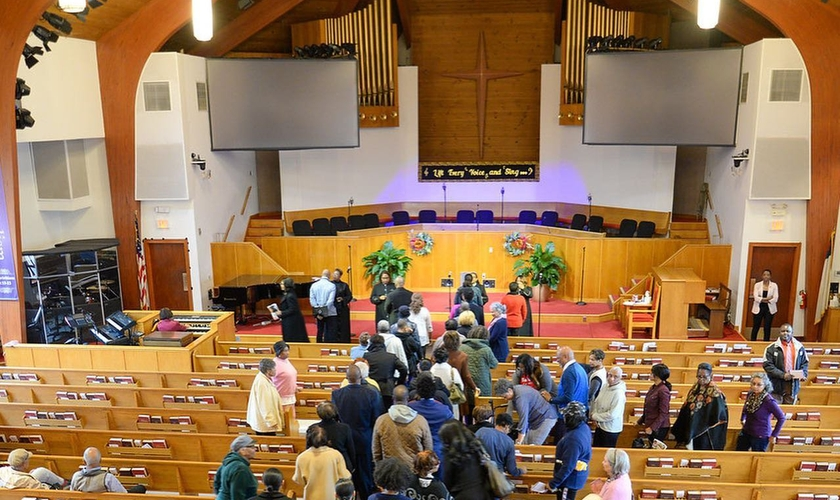 A Igreja Batista Alfred Street vai doar mais de US$ 1 milhão em dízimos excedentes. (Foto: Alfred Street Baptist Church)