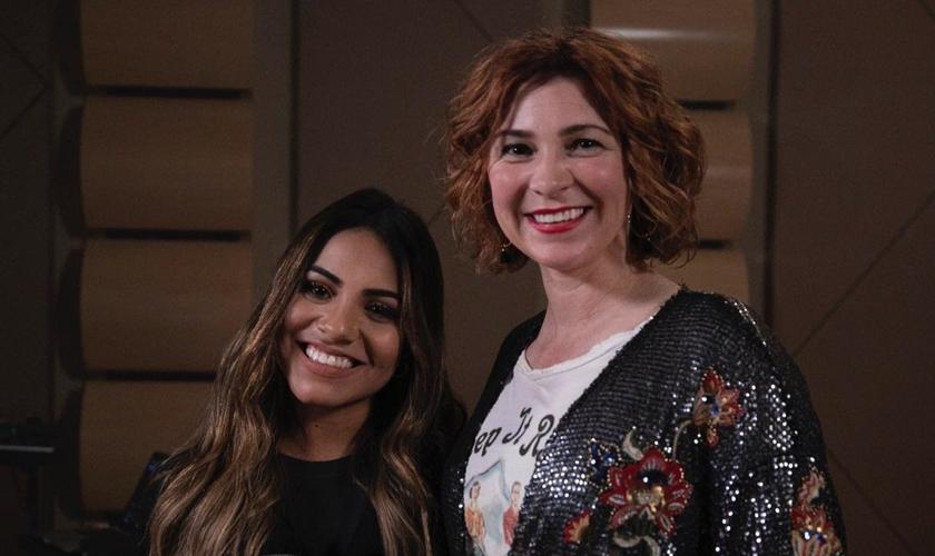 """Gabriela Rocha e Kim Walker estão lançando o single """"Teu Espírito"""", gravado em português e inglês. (Foto: Divulgação)"""