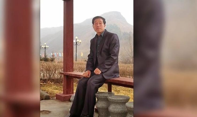 Jang Moon Seok atua como diácono em um ministério cristão na China, ajudando refugiados que fogem da Coreia do Norte. (Foto: Voz dos Mártires)