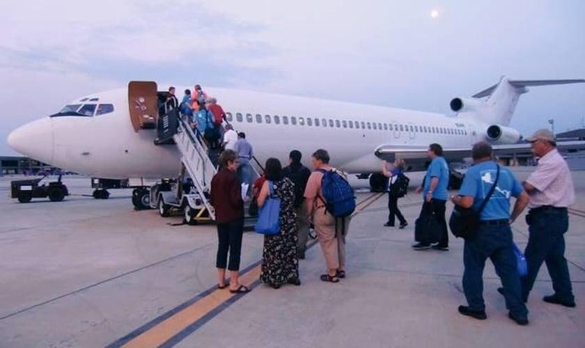 A companhia aérea Judah 1 terá como objetivo dar um suporte ainda maior aos missionários que precisam acessar áreas em crise com ajuda humanitária. (Foto: Judah 1)