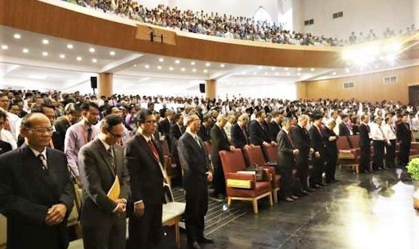 Igreja Evangélica do Vietnã, Área Sul, é uma das maiores do país. (Foto: ECVN(S))