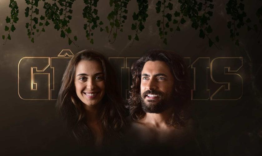 A novela Gênesis, da Record, está programada para estrear na próxima terça-feira (19), às 21h. (Imagem: Record TV)
