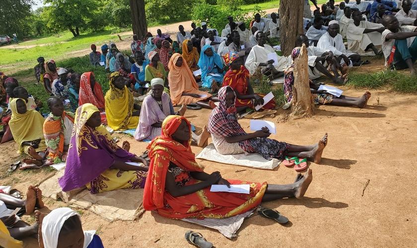 A campanha criada pelo Dr. Mark Girguis resultou na libertação de 1.125 escravos no Sudão. (Foto: Christian Solidarity International)