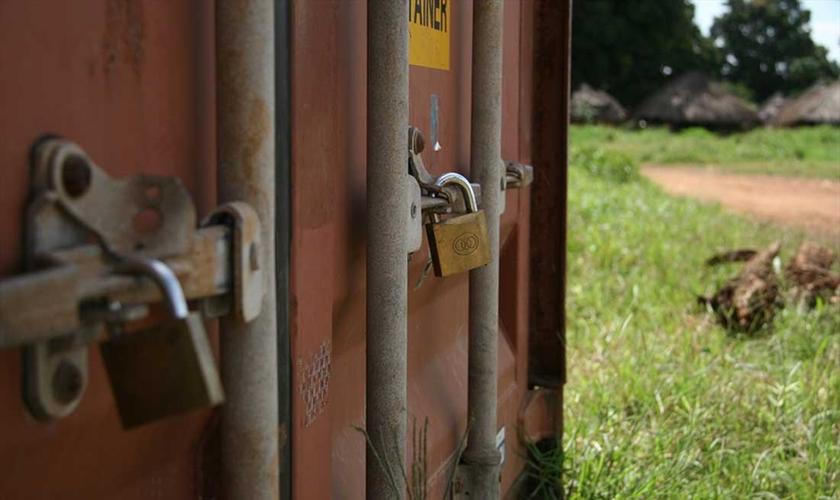 As condições nas prisões da Eritreia são uma das mais severas do mundo. (Foto: Open Doors)