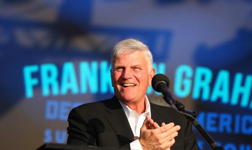 A Associação Evangelística Billy Graham marcará presença no Rio de Janeiro. (Foto: Facebook/Franklin Graham)
