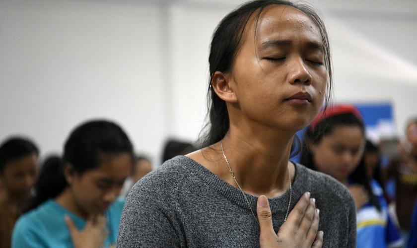 Ore para que a minoria cristã chinesa na Malásia não seja mais alvo de discriminação racial. (Foto: Portas Abertas)