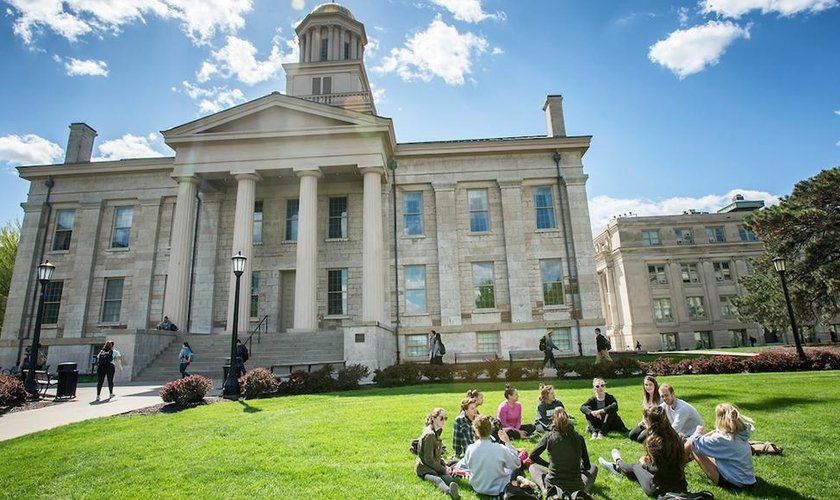 Tribunal nos EUA responsabilizou a Universidade por ferir os direitos de liberdade de associação e liberdade de expressão do grupo cristão. (Foto: University of Iowa).