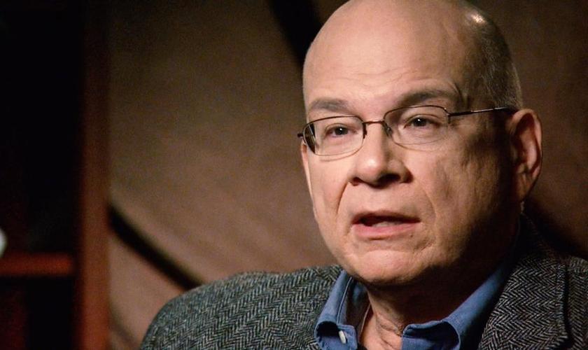 O fundador da Igreja Presbiteriana Redeemer foi diagnosticado com câncer no pâncreas em maio de 2020. (Foto: CBN News)