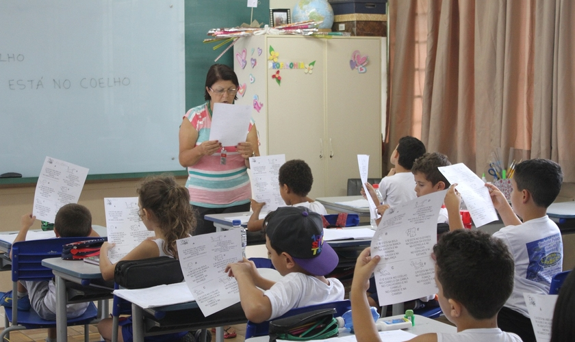 Linguagem neutra é proibida nas escolas de Criciúma. (Foto: Prefeitura de Criciúma)